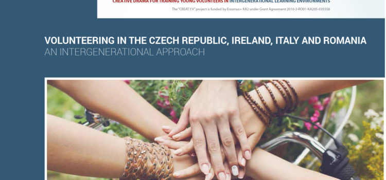Volunteering in the Czech Republic, Ireland, Italy and Romania